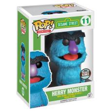 Фигурка Sesame Street - POP! Sesame Street - Herry Monster (Exc) (9.5 см)