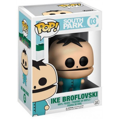 Фигурка South Park - POP! - Ike Broflovski (9.5 см)