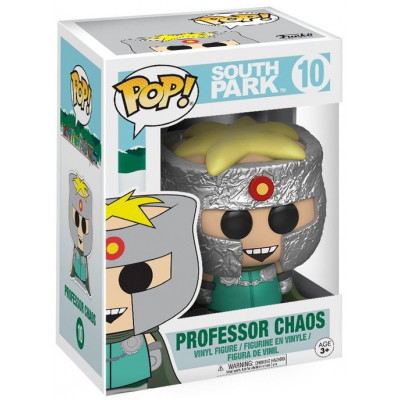 Фигурка South Park - POP! - Professor Chaos (9.5 см)