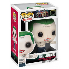 Фигурка Suicide Squad - POP! Heroes - Joker Shirtless (9.5 см)