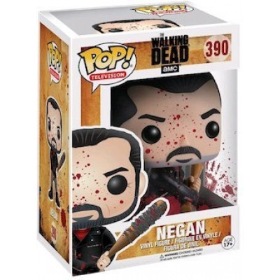 Фигурка The Walking Dead - POP! TV - Negan Bloody (Exc) (9.5 см)