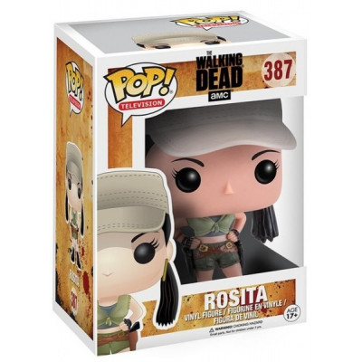 Фигурка The Walking Dead - POP! TV - Rosita (9.5 см)