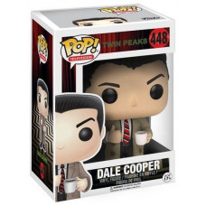 Фигурка Twin Peaks - POP! TV - Dale Cooper (9.5 см)