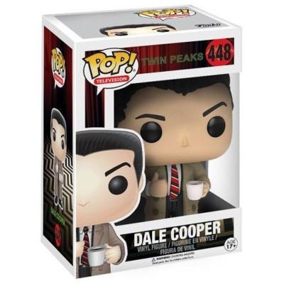 Фигурка Twin Peaks - POP! TV - Dale Cooper (9.5 см)