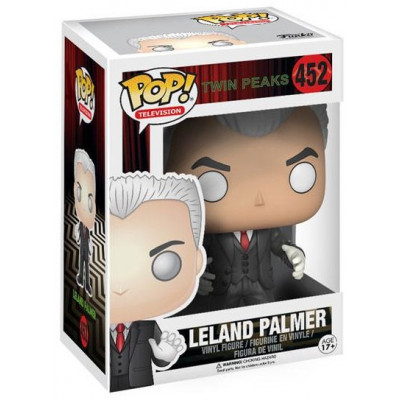 Фигурка Twin Peaks - POP! TV - Leland Palmer (9.5 см)