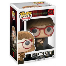 Фигурка Twin Peaks - POP! TV - The Log Lady (9.5 см)
