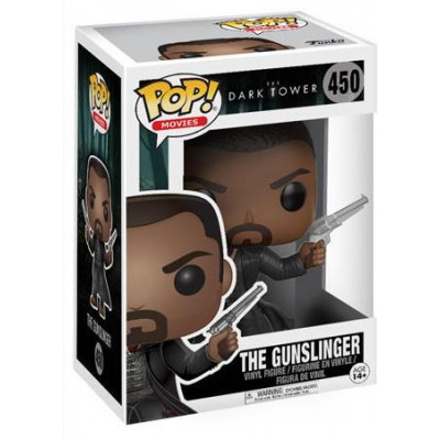 Фигурка The Dark Tower - POP! Movies - The Gunslinger (9.5 см)