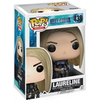 Фигурка Valerian - POP! Movies - Laureline (9.5 см)