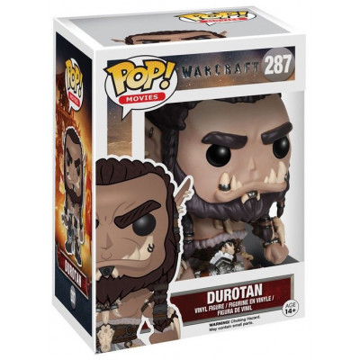 Фигурка Warcraft - POP! Movies - Durotan (9.5 см)