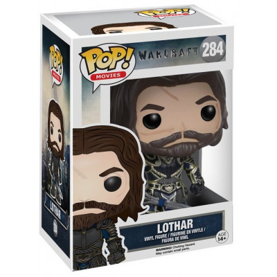 Фигурка Warcraft - POP! Movies - Lothar (9.5 м)