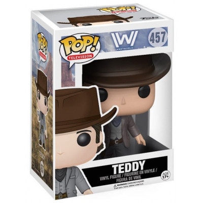 Фигурка Westworld - POP! TV - Teddy (9.5 см)