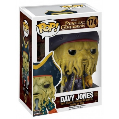 Фигурка Pirates Of The Caribbean - POP! - Davy Jones (9.5 см)