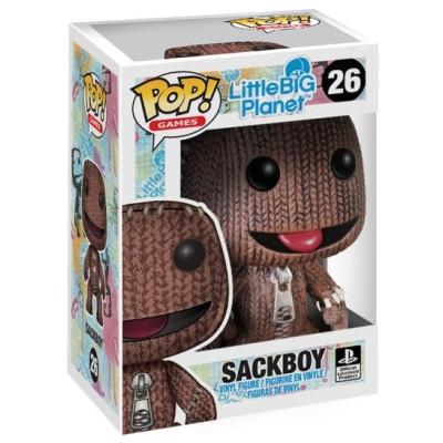 Фигурка Little Big Planet - POP! Games - Sackboy (9.5 см)