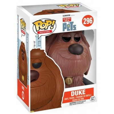 Фигурка The Secret Life of Pet - POP! Movies - Duke (9.5 см)