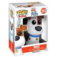 Фигурка The Secret Life of Pets - POP! Movies - Max (9.5 см)