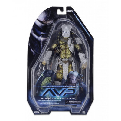Фигурка Aliens vs Predator - Series 17 - Youngblood Predator (17 см)