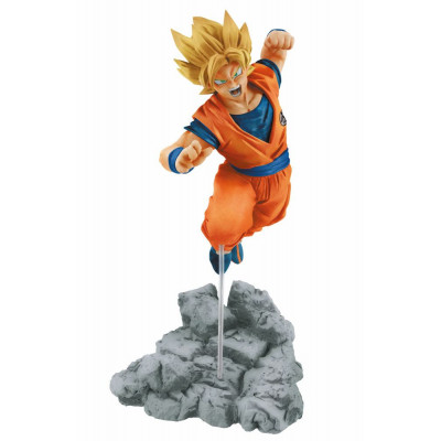 Фигурка Dragon Ball Super - Soul x Soul - Son Goku (10 см)