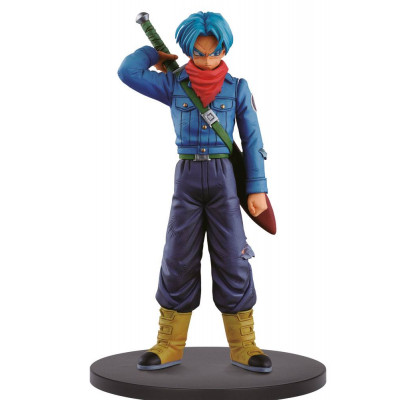 Фигурка Banpresto Dragon Ball Super - DXF ~The Super Warriors~ vol.1 - Trunks (17 см)