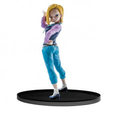 Фигурка Dragon Ball Super - SCultures Big Budoukai 6 Vol.1 - Android 18 (17 см)