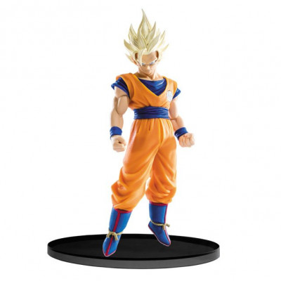 Фигурка Dragon Ball Super - SCultures Big Budoukai 6 Vol.2 - Super Saiyan 2 Goku (17 см)