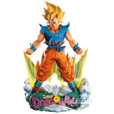 Фигурка Dragon Ball Z - Super Master Stars Piece - The Son Goku (18 см)