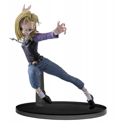 Фигурка Dragon Ball Super - SCultures Big Budoukai 6 Vol.3 - Android 18 (15 см)