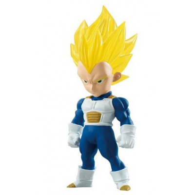 Фигурка Dragon Ball Z - Adverge Vol.2 - Super Saiyan Vegeta (6 см)