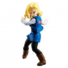 Фигурка Dragon Ball - Styling - Android 18 (9 см)