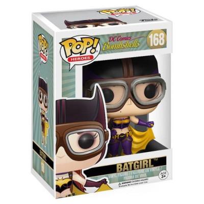 Фигурка DC Comics: Bombshells - POP! Heroes - Batgirl (9.5 см)