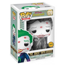 Фигурка DC Comics: Bombshells - POP! Heroes - Joker w/ Kisses (Exc) 13065