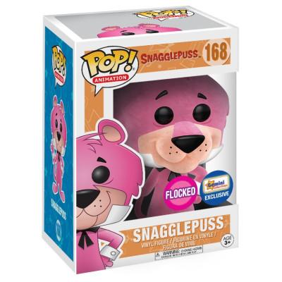 Фигурка Hanna Barbera - POP! Animation - Snagglepuss Flocked (Exc) (9.5 см)