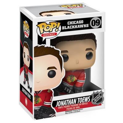 Фигурка NHL - POP! Hockey - Jonathan Toews (9.5 см)