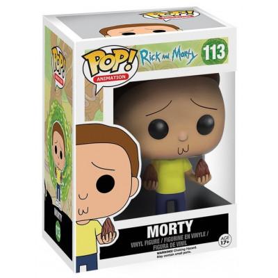Фигурка Rick & Morty - POP! Animation - Morty (9.5 см)