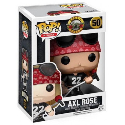 Фигурка Guns N' Roses - POP! Rocks - Axl Rose (9.5 см)