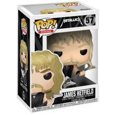 Фигурка Metallica - POP! Rocks - James Hetfield (9.5 см)