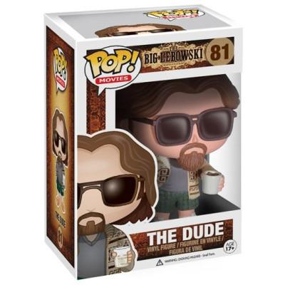 Фигурка The Big Lebowski  - POP! Movies - The Dude (9.5 см)