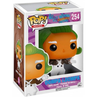 Фигурка Willy Wonka & The Chocolate Factory - POP! Movies - Oompa Loompa (9.5 см)