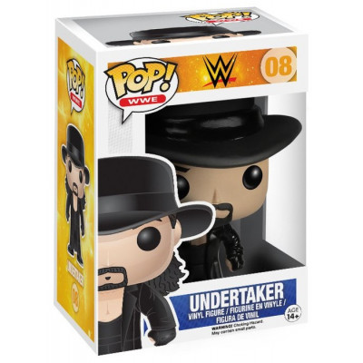 Фигурка POP! WWE - The Undertaker (9.5 см)
