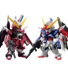 Набор фигурок FW Gundam Converge - Mobile Suit SEED SP08 - Destiny & Infinite (6 см)