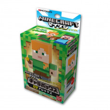 Фигурка Minecraft - Mine-Keshi: Character Box - Alex (4 см)