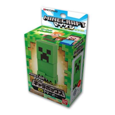 Фигурка Minecraft - Mine-Keshi: Character Box - Creeper (4 см)