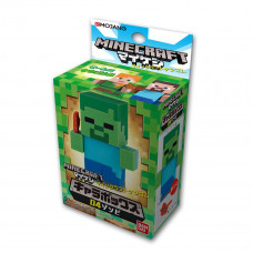 Фигурка Minecraft - Mine-Keshi: Character Box - Zombie (4 см)