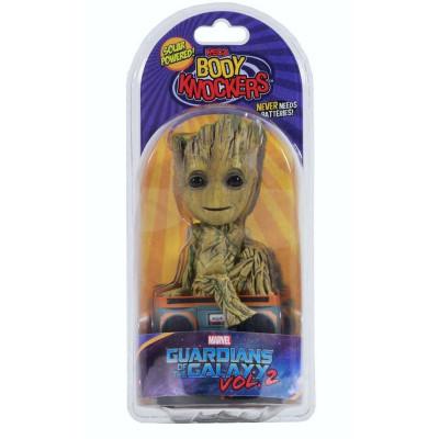 Телотряс Guardians of the Galaxy Vol.2 - Groot (на солнечной батарее, 15 см)