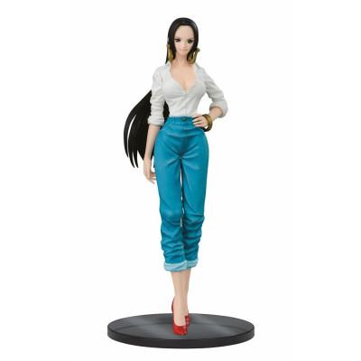 Фигурка Banpresto One Piece - Jeans Freak: The Last World Figure - Boa Hancock (21 см)