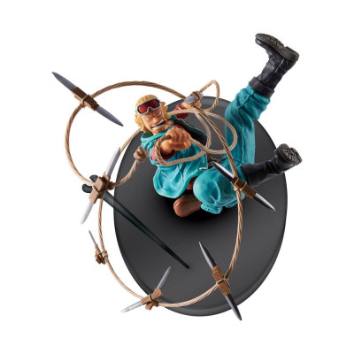 Фигурка One Piece - SCultures Big Zoukeio 4 - Pauly (9 см)