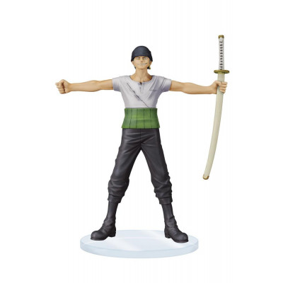 Фигурка One Piece - Dramatic Showcase Vol.1 - Roronoa Zoro (16 см)