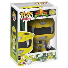Фигурка Mighty Morphin Power Rangers - POP! TV - Yellow Ranger (9.5 см)