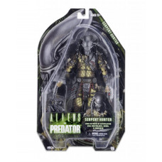 Фигурка Alien vs Predator - Series 17 - Serpent Hunter (17 см)