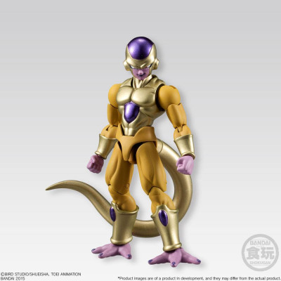 Фигурка Dragon Ball Z - Shodo 2 - Golden Frieza (9.5 см)