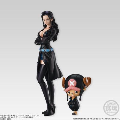 Фигурка Super One Piece - Styling Film Gold Vol.2 - Nico Robin & Chopper (14 см)